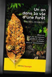 une année dans la vie d'une forêt